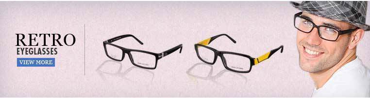 Buy Retro Eyeglasses